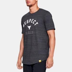 Under Armour x Project Rock Respect T Shirt